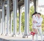 Bir-Hakeim bridge location / Photos captured at Bir-Hakeim bridge in Paris. Couples photography, engagement photography, wedding photography, anniversary, honeymoon and fashion photos. #parisphotographer #parisengagement  #engagementphotos #engagementphotography #bestparisphotographer