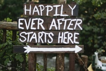 Signs for your Wedding