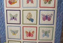 quilts, embroidery, etc. / by April Buentello
