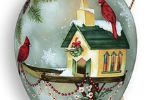 All things Christmas! / by April Buentello