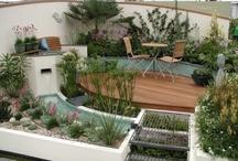 Jardin piscine jardinpiscine on pinterest - Cabane de jardin sans dalle aixen provence ...