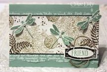 Stampin' Up Cards / by Darlene Riggs