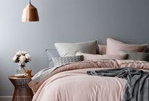 Inspirational homes / Dreams and inspirations for interior decorating, scandinavian style.