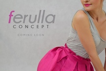 FERULLA concept 2014 / FERULLA CONCEPT is my most recent idea - in 2013 I decided to concentrate on one garment - SKIRTS! :)