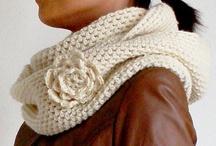 shawls/ cowls/ scarves