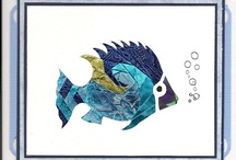 Iris Folding - fish / by April Buentello