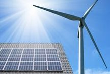 Clean & Green Technology / New and information from the Cleantech Industry, inc green technology, renewable energy, energy and water conversation. #Cleantech #Energysaving #Eco #Greentech / by Technology in Business