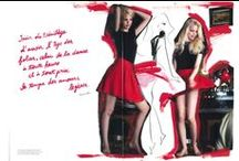 works:Dior 4 / my artworks for Dior Addict 'eau delice'