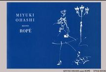 works:ROPÉ / Collaboration with ROPÉ (original products) コラボレーション商品