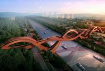 Future Man Infrastructure / Infrastructure which is beautiful and beautifully functional / by The Once Future Man