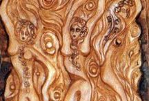 "Samovili, Samodivi, Vili, Veelas, Lamia / Mystical Emona: Soul's Journey - The legend of mystical nymphs comes to life in ""Mystical Emona."" Book coming soon. mysticalemona.com"