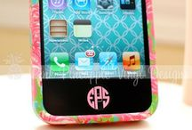 Monograms  / Different and cute monograms on everything! / by Virginia McCain