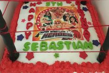 Wrestling Themed Cakes / You cant have a Super Wrestling Heroes Party without a Super Wrestling Hero Cake! Our Wrestling Cakes are now available from www.superwrestlingheroes.com.au/cakes Order yours today and even have your favorite Wrestling Hero deliver it personally to you! #wrestling #cakes #cake #theme
