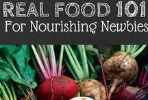 Nourishing Real Food