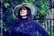 Victorian Historical era 1850' and Steampunk / here you will find some of my clothes made for themed events and Stempunk Historical Victorian era, and more crazy clothings! stay on Missfroggy 's PINterest