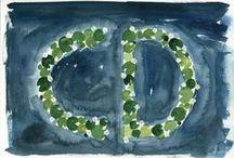 works:Dior 6 / my artworks for Dior 'Secret Garden III - Versailles'   Film (storyboard 絵コンテ)