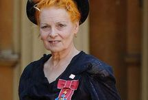 fashion forward / Special edition.. Mainly Vivienne Westwood and Alexander Mc Queen