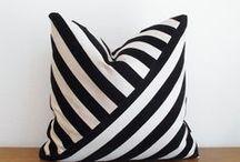 Pillow (handmade) - párna - kissen - подушка - almohada - jastuk / by melinda munkai