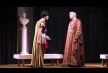Théâtre / Extraits de pièces de théâtre avec Thomas Grascoeur