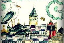 Istanbul / Stadt und Esskultur...