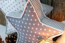 Star, moon & sun (handmade) - csillag - stern -звезда - estrella / by melinda munkai