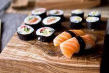 Inspiration Sushi Party Tanoshi - Very Good Moment / Quelques photographies dans le thème de la Sushi Party de Tanoshi qui aura lieu le 21 février !