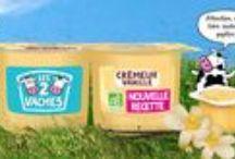 Inspiration Carrément Caramel, Vachement Gourmand Les 2 Vaches - Very Good Moment / Soyez créatifs pour annoncer la naissance du Crèmeuh Dessert au Caramel de Les 2 Vaches !