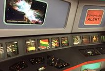 TREKonderoga 2015 / From September 4th through 6th, 2015, Retro Film Studios in Ticonderoga, New York, became host for the inaugural Star Trek and Pop Culture convention.