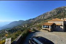 Arahova - Delphi _Greece / Accommodation and things to see and do