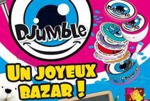 """Inspiration Asmodée """"Djumble"""""""