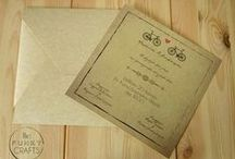 The Funky Crafts_Wedding / wedding, invitations, decoration, planning
