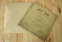 The Funky Crafts_Wedding / wedding, invitations, decoration, planning