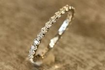 Stunning Wedding Bands / Stunning wedding bands for both him and her.