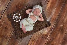 Photography Ideas: Newborns & Babies