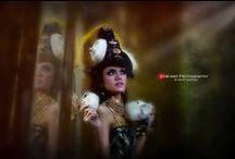 Makeup artis IkaDiah / https://www.facebook.com/MakeUpArtIkaDiah