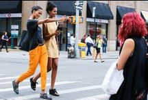 Street Style / The runway is anywhere we walk