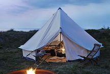 Glamping / Glam + Camping