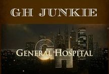 GH Junkie / My fav soap opera - been watching since 1980 / by OLD OAK HILL FARM
