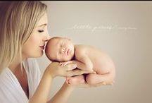 Newborn photography / inspiration pour une séance photo naissance