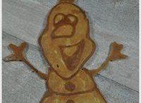 Pancake art / Pancake-Art