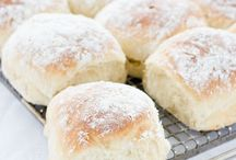 Brot, Brötchen und kreative Backideen / Leckere Brote, frische Brötchen und ausgefallene Brotideen findest du hier auf meinem Board.