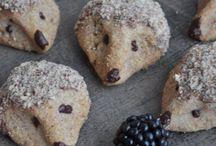 Plätzchen und Cookies / Leckere Plätzchen, knusprige Cookies, ausgefallene Keksideen - die findest du auf meinem Cookie-Board
