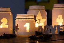 Weihnachtsbasteln / Basteln zu Weihnachten: mit Kindern, Karten, Verpackungen, Stampin Up