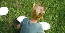 Kindergeburtstag / Kindergeburtstag - Spiele, Bastelideen, DIY, Rezepte rund um Dino-Partys, Märchen, Prinzessinnen, Feen, Detektive