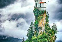 Lighthouses (Deniz Fenerleri)