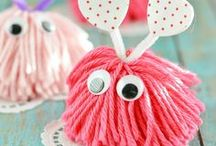Best Valentine's Day crafts for kids / Valentine's Day crafts | Craft ideas for kids
