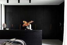 Interiors; Bedroom