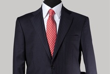 NAVY SUITS / by di Stefano Suits