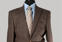 BROWN SUITS / by di Stefano Suits