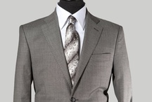 GREY SUITS / by di Stefano Suits